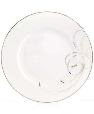 kate spade new york Belle Boulevard Dinner Plate
