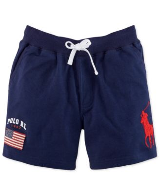 Little Boys' Atlantic Shorts