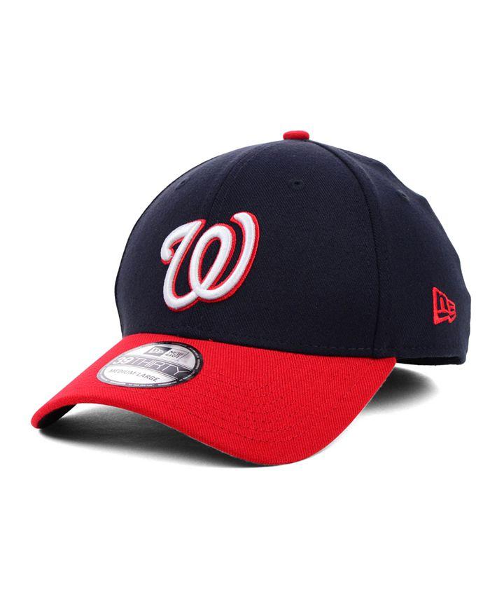 New Era - Washington Nationals MLB Team Classic 39THIRTY Cap