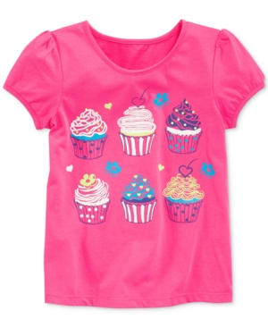 Epic Threads - Little Girls' Mix & Match Graphic Tee