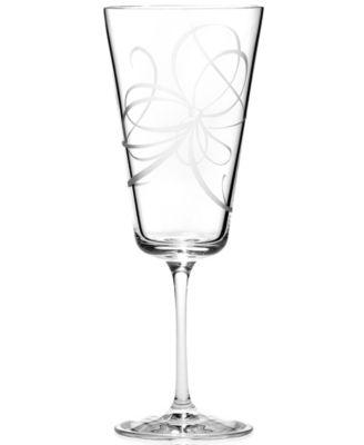 kate spade new york Belle Boulevard Iced Beverage Glasses