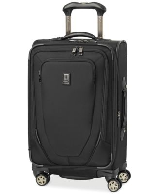"CLOSEOUT! Travelpro Crew 10 21"" Carry On Expandable Spinner Suitcase"