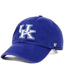 '47 Brand Kentucky Wildcats NCAA Clean-Up Cap