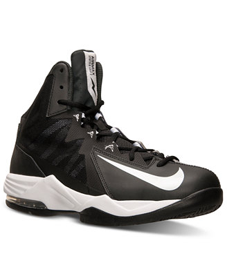 Nike Men's Air Max Stutter Step 2 Basketball Sneakers from Finish Line