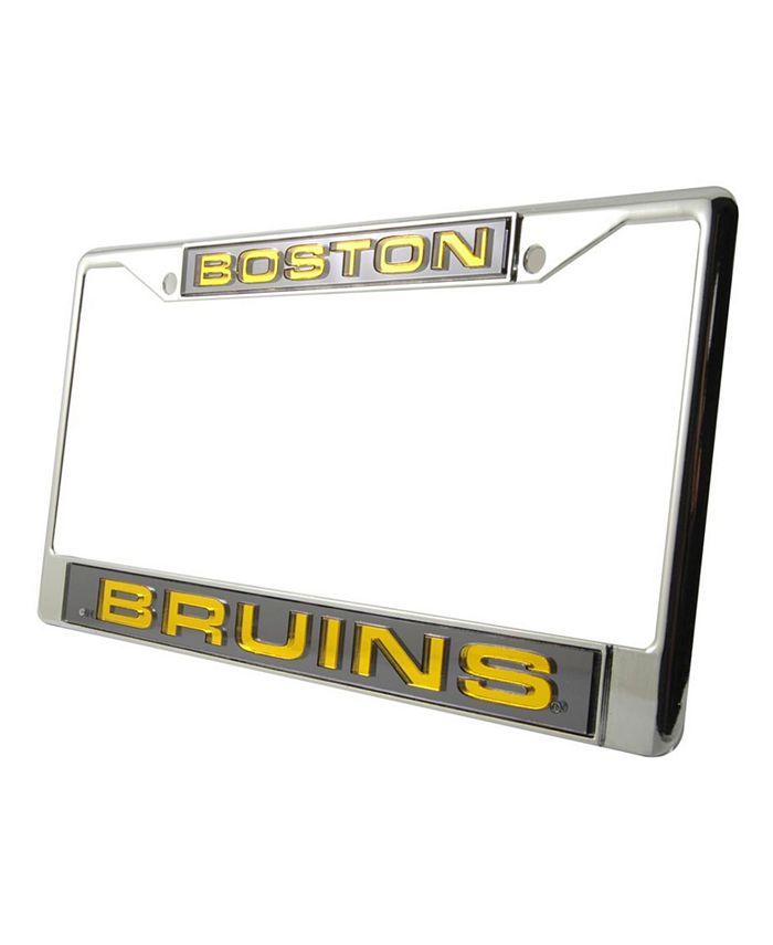 Rico Industries - Boston Bruins License Plate Frame