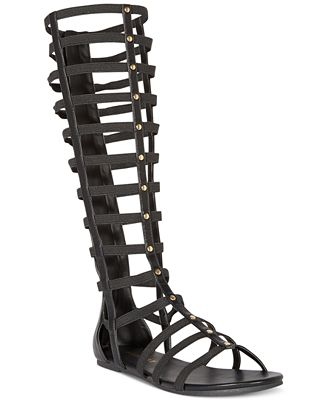 Rampage Porshia Gladiator Sandals - Shoes - Macy s abf0120c5