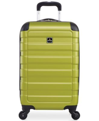 "Tag Matrix 20"" Carry On Hardside Spinner Suitcase, Only at Macy's"