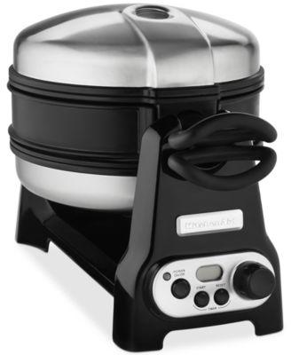 KitchenAid KWB110OB Waffle Maker