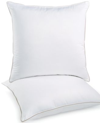 CLOSEOUT! Martha Stewart Collection Allergy Wise 2 Pack Euro Pillows