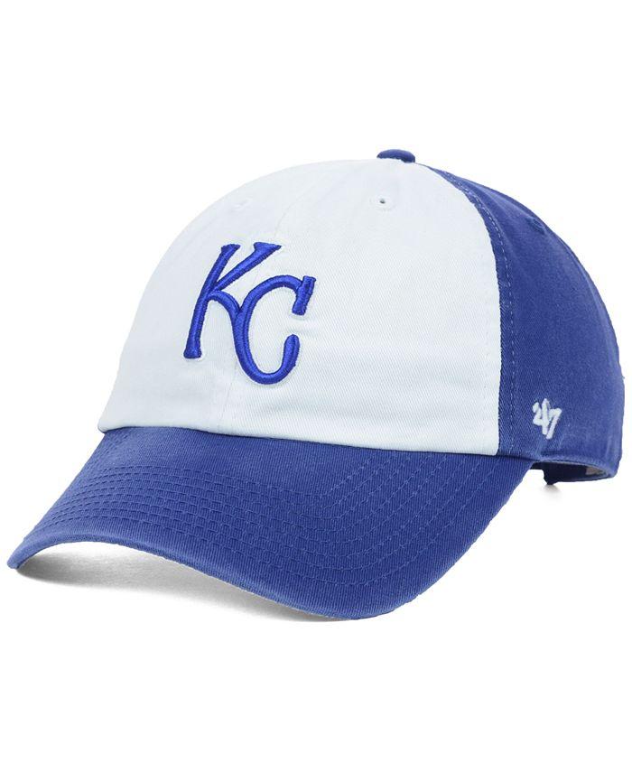 '47 Brand - Kansas City Royals Clean Up Cap