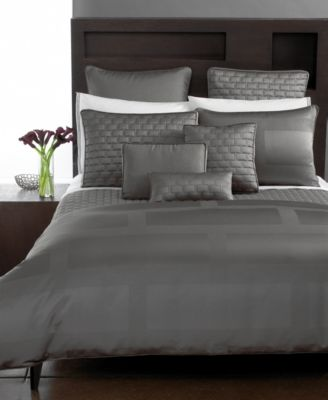 Hotel Collection Frame King Quilted Coverlet