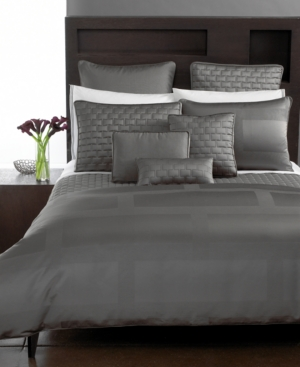 "Hotel Collection ""Frame"" Quilted Sham, European Bedding"