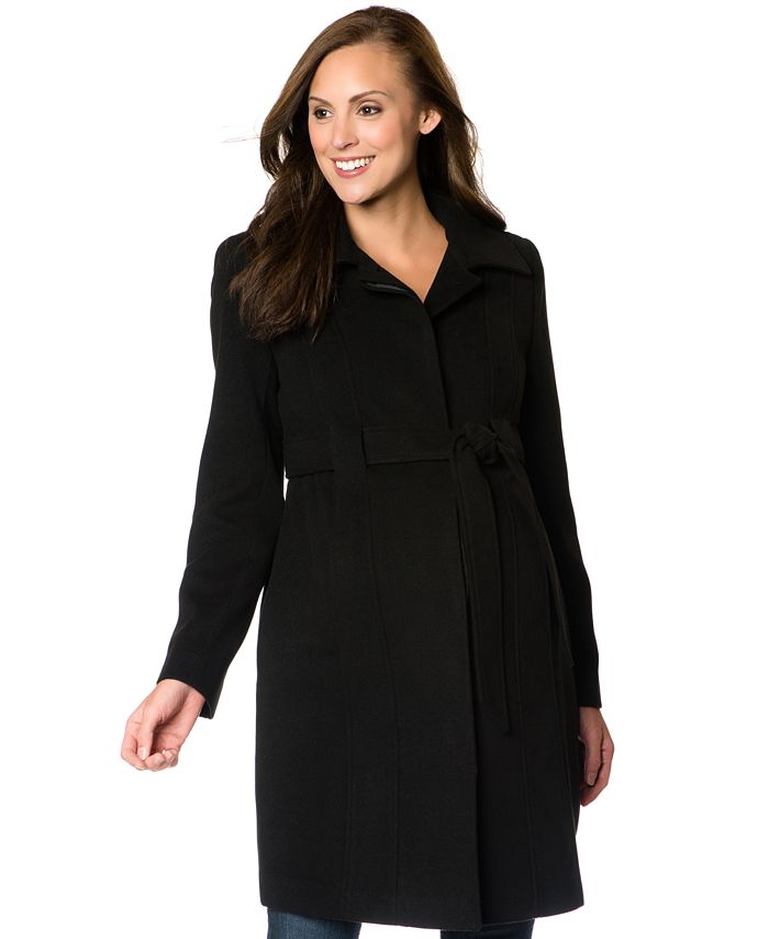 Motherhood Maternity - Maternity A-Line Walker Coat