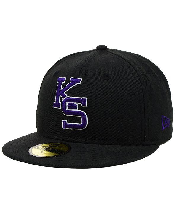 New Era Kansas State Wildcats AC 59FIFTY Cap