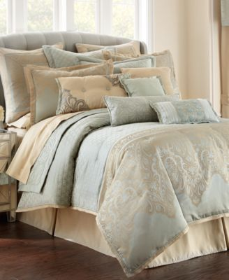 Waterford Aramis Queen Comforter Set