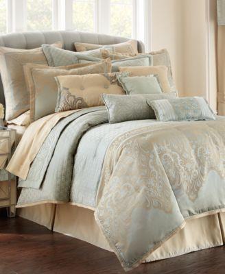 Waterford Aramis Queen Comforter Set