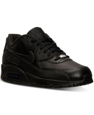 all leather nike air max