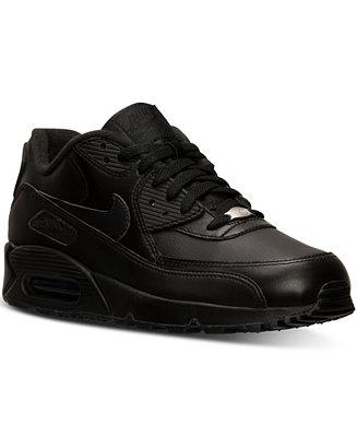 air max 90 uomo leather