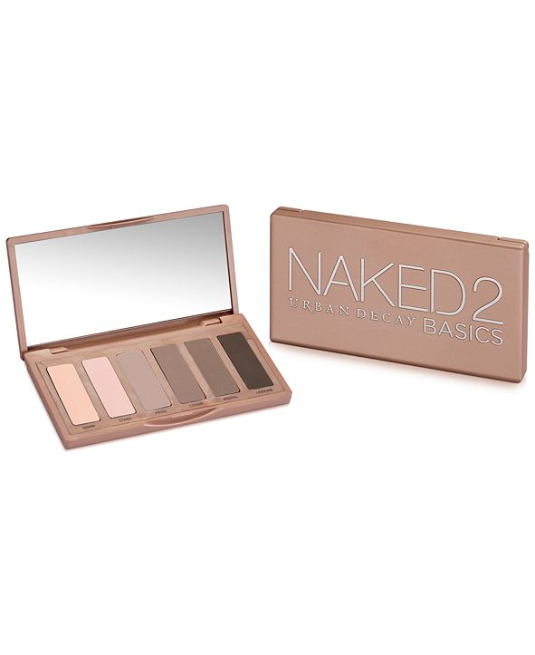 Urban Decay Naked 2 Basics Eyeshadow Palette