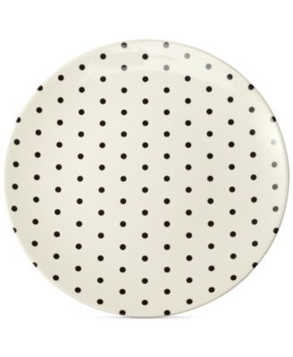 kate spade new york Dots Melamine Salad Plate