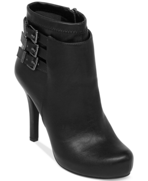 BCBGeneration Fame Dress Booties Women's Shoes