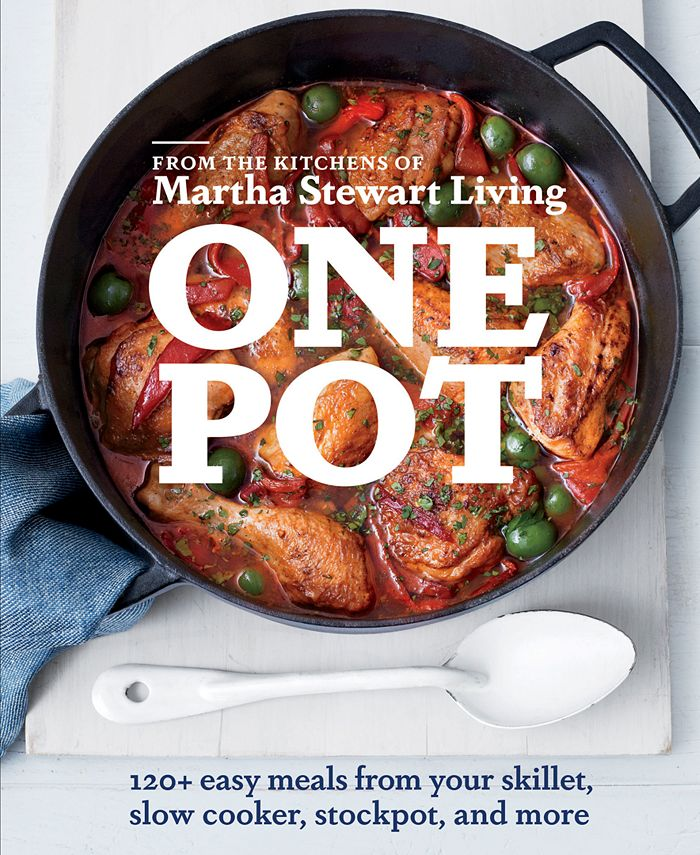 Martha Stewart Collection - One Pot Cook Book