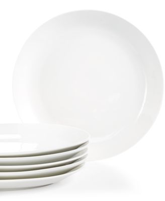 Martha Stewart Collection Everyday Entertaining Set of 6 Buffet Plates