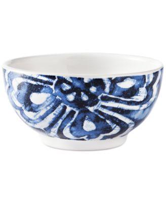 Ralph Lauren Cote D'Azur Floral Fruit Bowl
