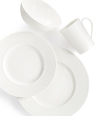 Lenox Entertain 365 Surface Round 4-Piece Place Setting