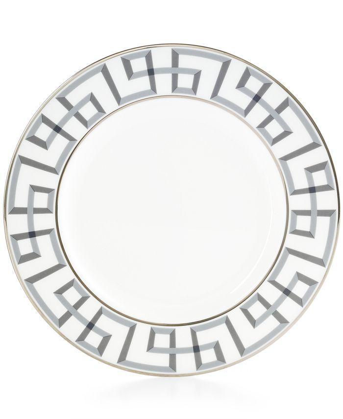 Lenox - Darius Silver Salad Plate