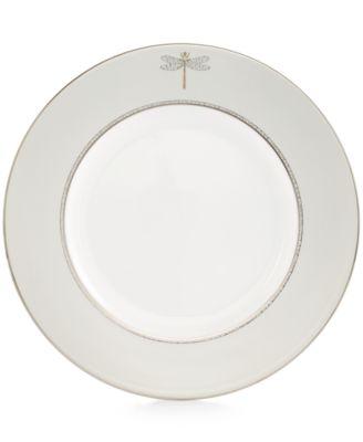 kate spade new york June Lane Dinner Plate