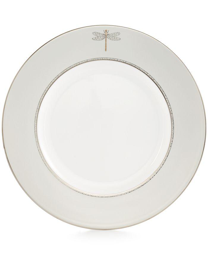 """kate spade new york - """"June Lane"""" Dinner Plate"""
