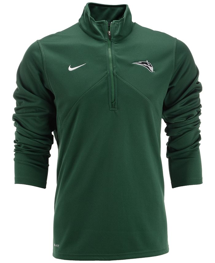 Nike - Men's Portland State Vikings Quarter-Zip Jacket