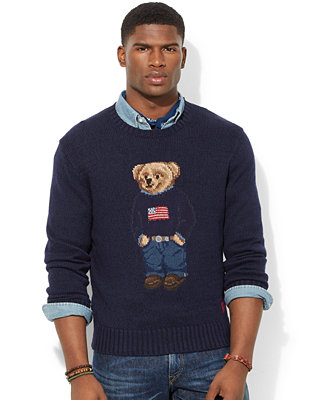 Polo Ralph Lauren Polo Bear Sweater Sweaters Men Macy S
