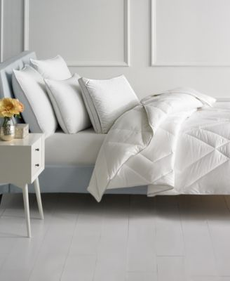 Martha Stewart Collection Allergy Wise Down Alternative King Comforter