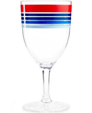 Upc 689439439621 martha stewart collection striped for Martha stewart christmas wine glasses