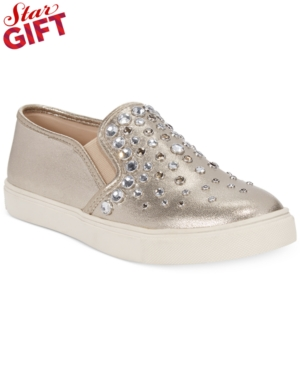 Steve Madden Ellis Sneakers - A Macys Exclusive Womens Shoes