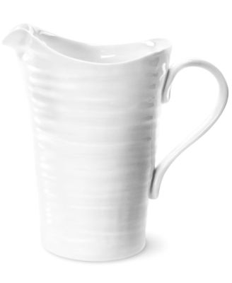 Portmeirion Serveware, Sophie Conran White Large Pitcher
