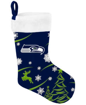 Forever Collectibles Seattle Seahawks Team Stocking