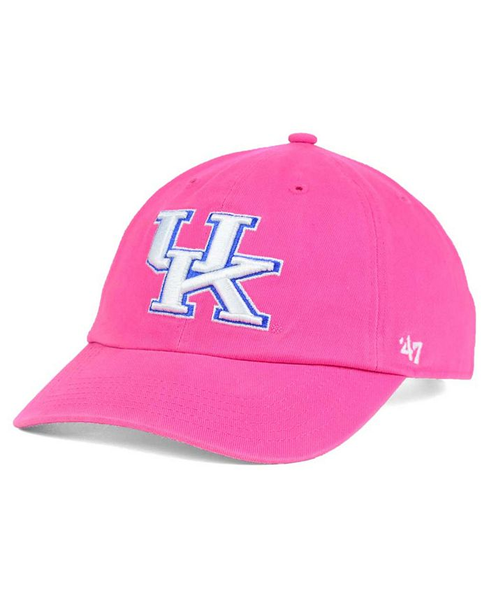 '47 Brand - Women's Kentucky Wildcats Clean-Up Cap