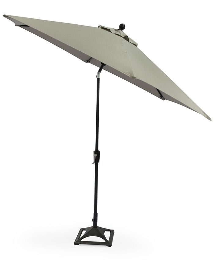 Furniture - Outdoor 9' Umbrella and Base