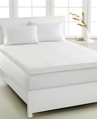 Dream Science by Martha Stewart 3'' Memory Foam Queen Mattress Topper