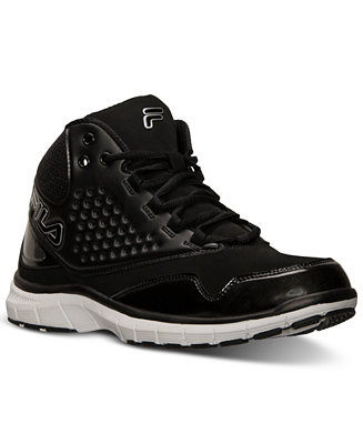 7077aa204a87 Cheap Fila Men s Rim Attacker Basketball Sneakers from - Review ...
