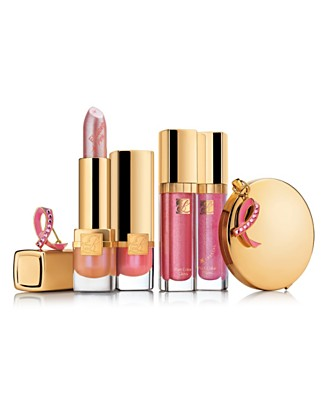 :: Adventures in the Stiletto Jungle ::: Shop for a Cause: Estee Lauder Pink Ribbon Collection