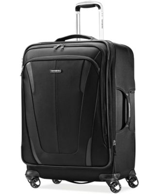"Samsonite Silhouette Sphere 2 25"" Spinner Suitcase, Available in Ruby Red, a Macy's Exclusive Color"