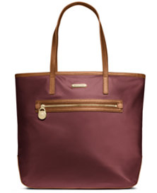 Michael Kors Kempton Nylon Handbag
