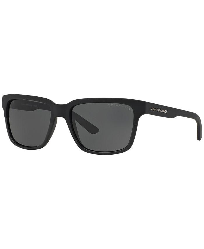 A|X Armani Exchange - Sunglasses, X AX4026S 56