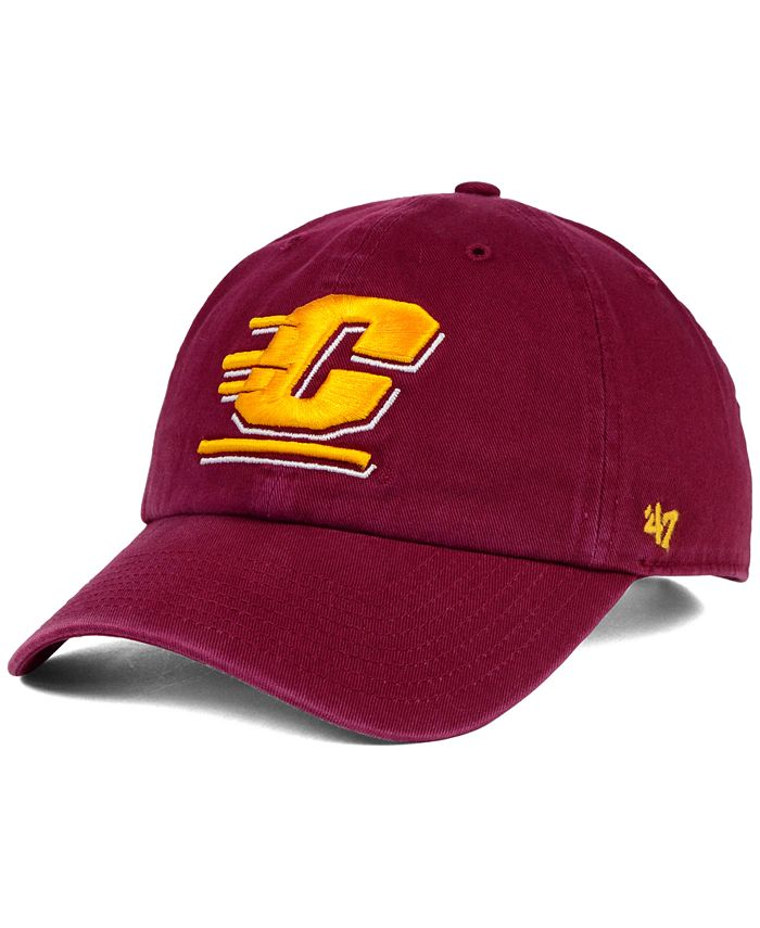 '47 Brand - Central Michigan Chippewas Clean-Up Cap