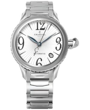 Charriol Women's Swiss Automatic Colvmbvs Steel Bracelet Watch (36mm)