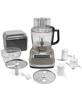 KitchenAid KFP1133ACS Architect 11-Cup Food Processor with ExactSlice, Only at Macy's